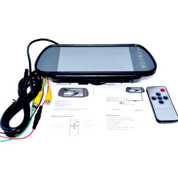 kit camera recule sans fil voiture