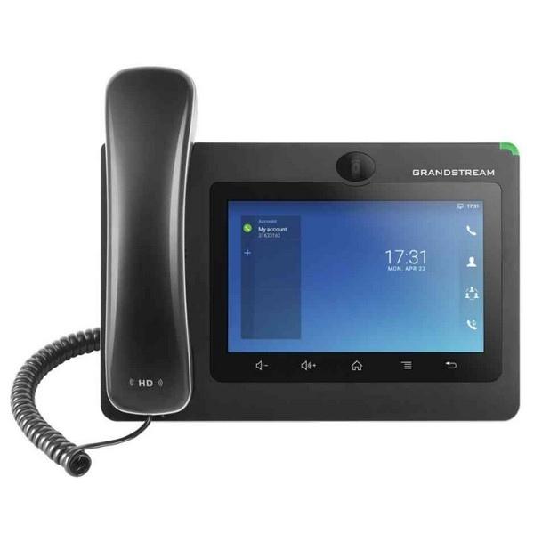 Grandstream GXV3370 Téléphone IP Android avec écran tactile 7