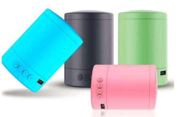 haut parleur portable bluetooth stéro sans fil
