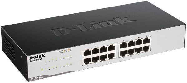 d-link 16 ports Gigabit ethernet