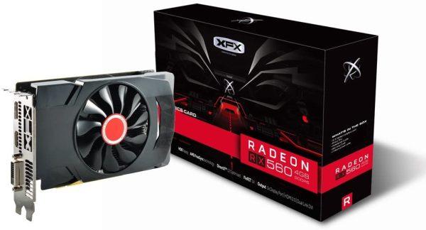 Graphique-AMD-Radeon-RX-560-1294-MHz-4Go