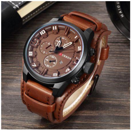 montre-de-luxe-pour-homme-avec-bracelet-en-cuir